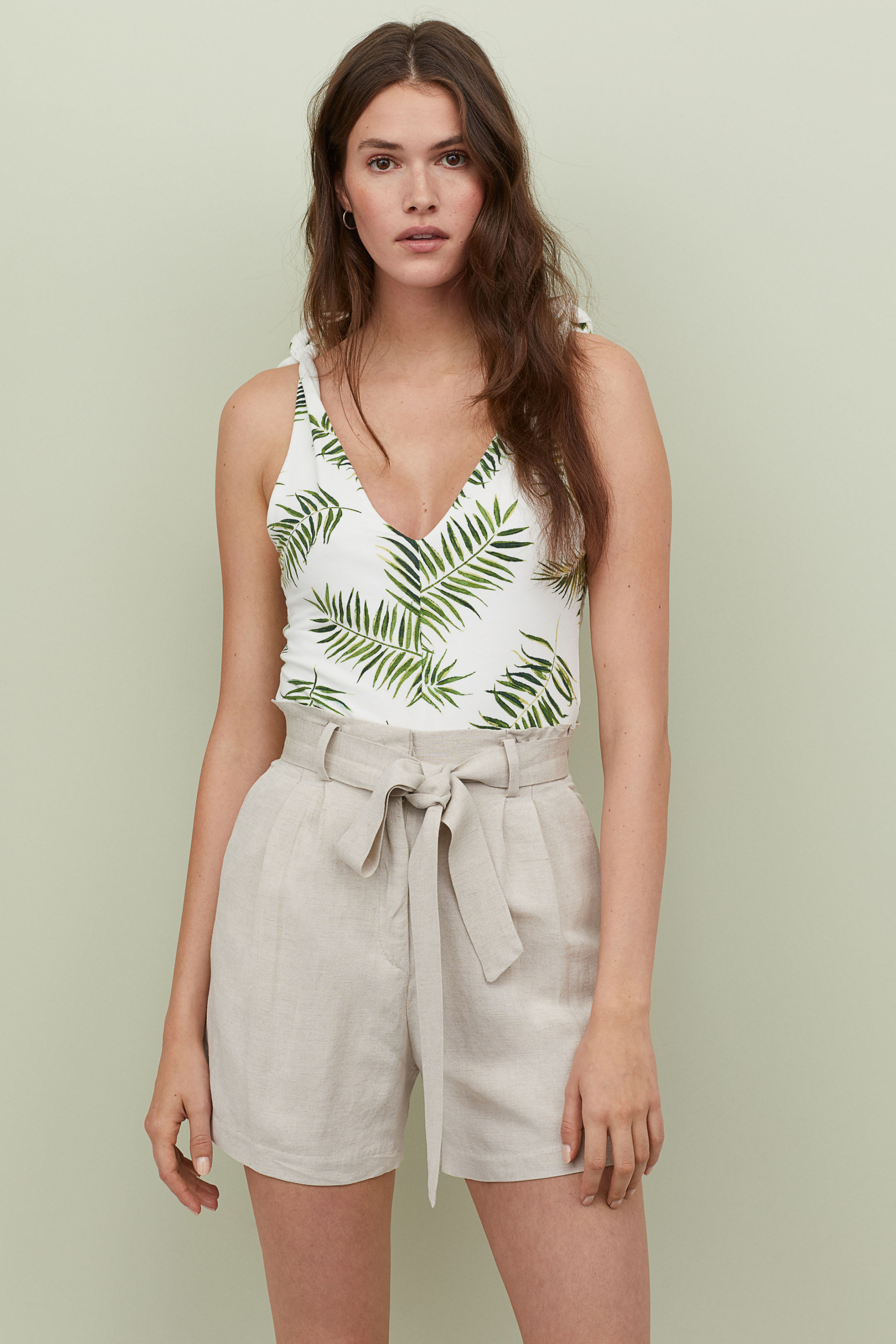 body hm tropical