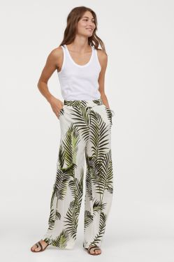 hm pantalon tropical