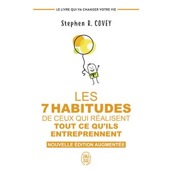 livre 7 habitudes